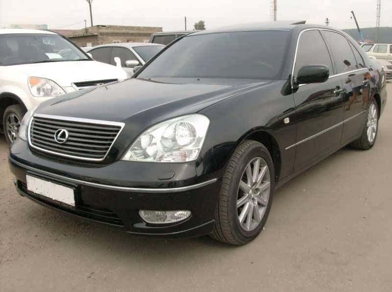 2002 Lexus Ls430. 2002 Lexus Ls430 Picture