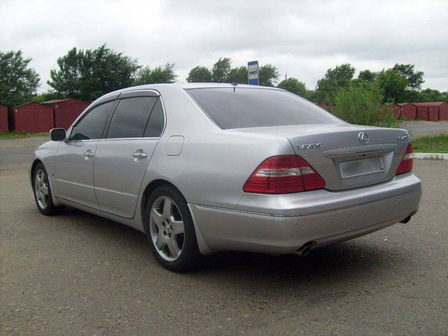 used 2004 lexus ls430 photos 4300cc gasoline fr or rr. Black Bedroom Furniture Sets. Home Design Ideas