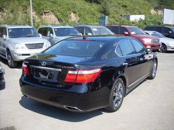 used 2006 lexus ls460 photos 4600cc gasoline ff automatic for sale. Black Bedroom Furniture Sets. Home Design Ideas