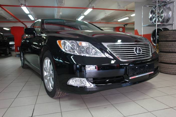 2008 lexus ls460 pics 4 6 gasoline fr or rr automatic for sale. Black Bedroom Furniture Sets. Home Design Ideas
