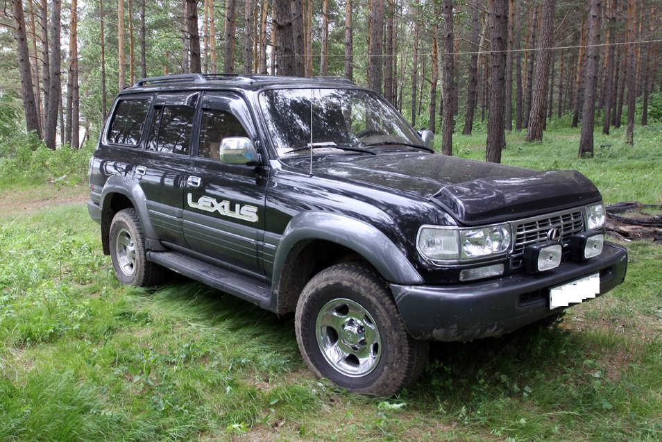 1997 Lexus Lx450 For Sale, 4 5, Gasoline, Automatic For Sale