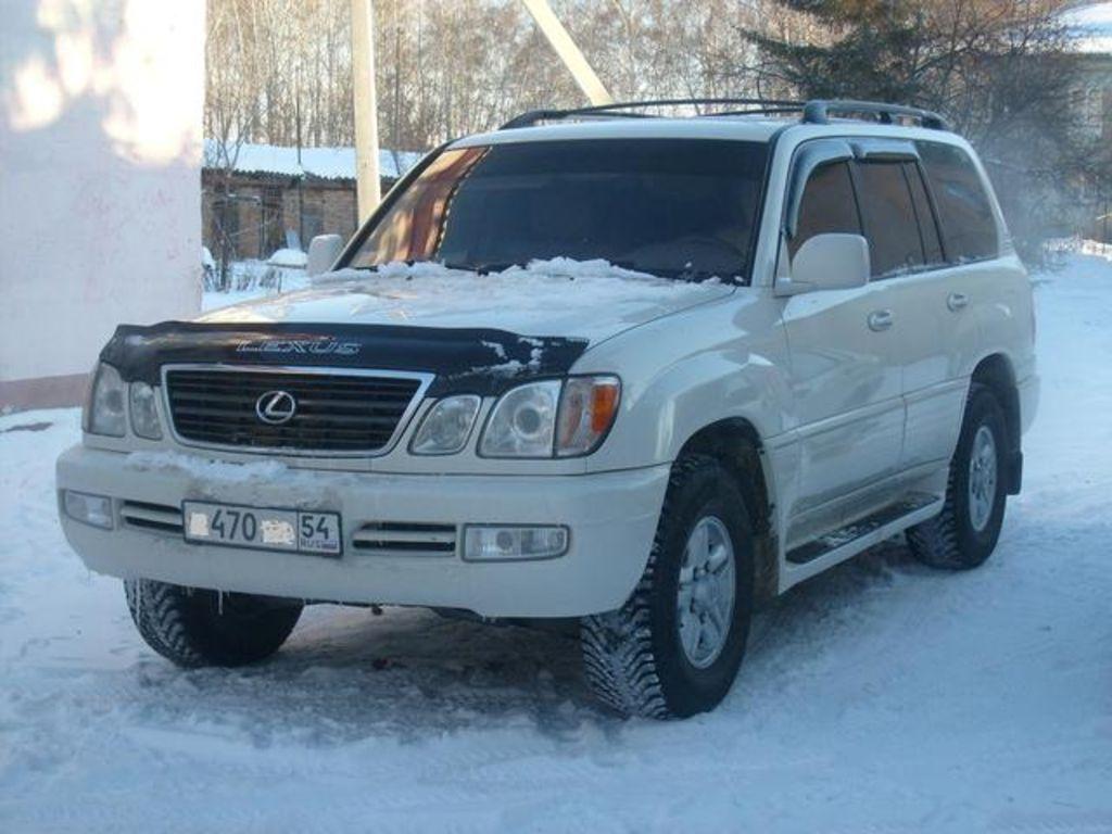 1998 lexus lx470 pictures 4700cc gasoline automatic for sale 1998 lexus lx470 publicscrutiny Gallery