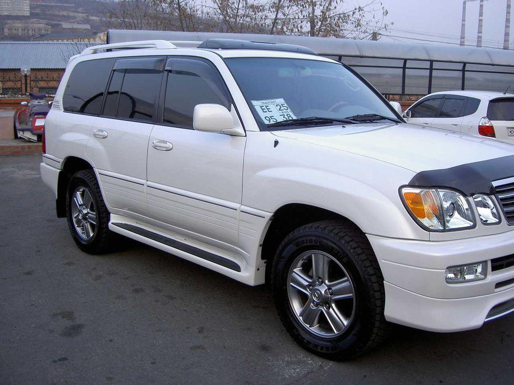 2004 Lexus Lx470 Pictures