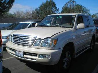 used 2006 lexus lx470 wallpapers gasoline automatic for sale. Black Bedroom Furniture Sets. Home Design Ideas