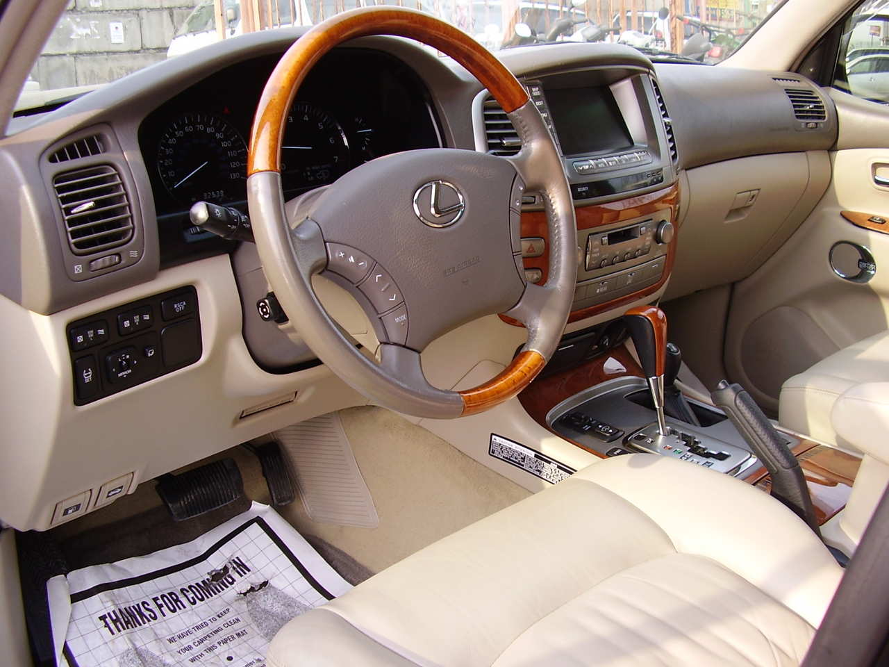 Photo 6 enlarge photo 1280x960 2006 lexus lx470 for sale