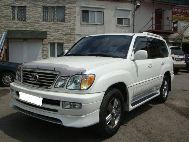 used 2006 lexus lx470 photos 4700cc gasoline automatic for sale. Black Bedroom Furniture Sets. Home Design Ideas