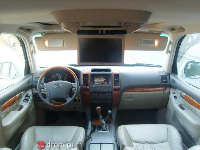 2008 Lexus Lx470 For Sale 4700cc Gasoline Automatic