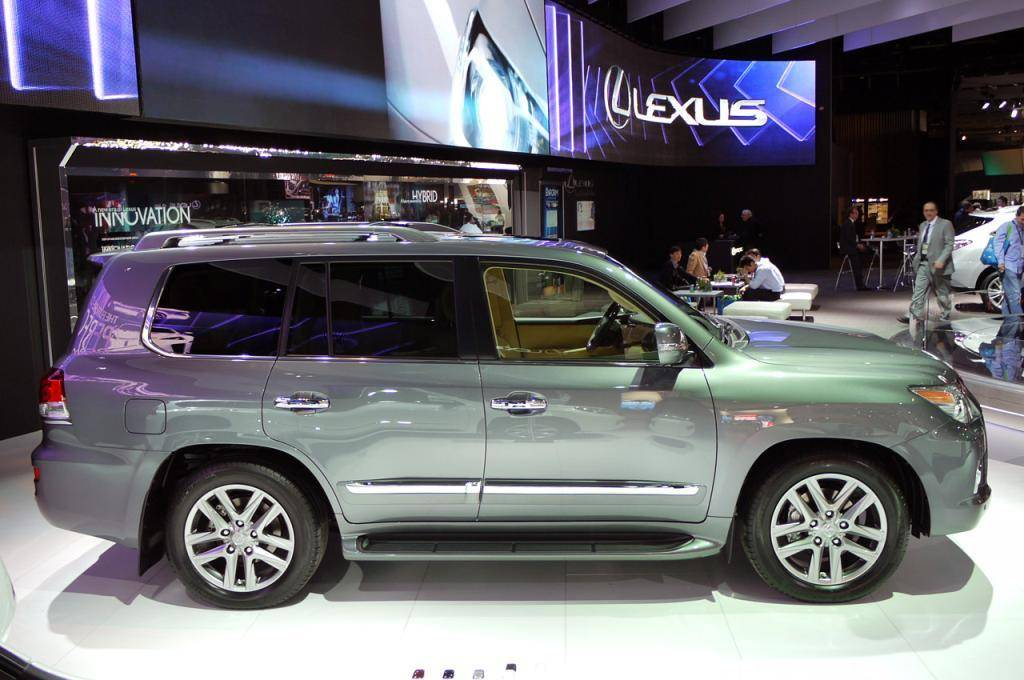 Lexus lx570 for sale