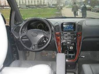 Lexus Rx A B