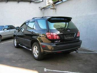 2000 lexus rx300 images 3000cc gasoline automatic for sale. Black Bedroom Furniture Sets. Home Design Ideas
