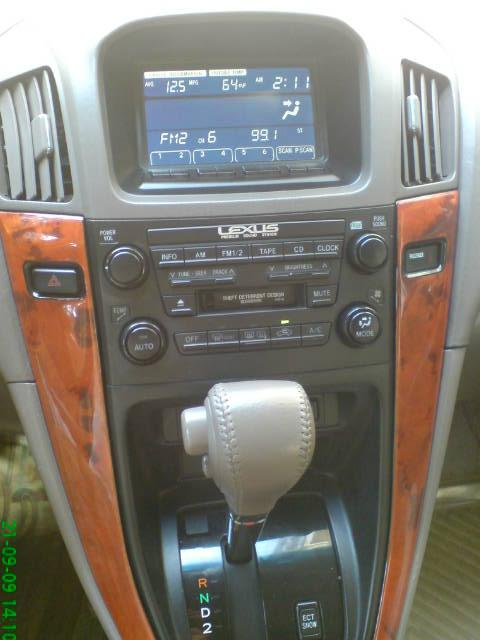 2000 lexus rx300 for sale 2998cc gasoline automatic. Black Bedroom Furniture Sets. Home Design Ideas