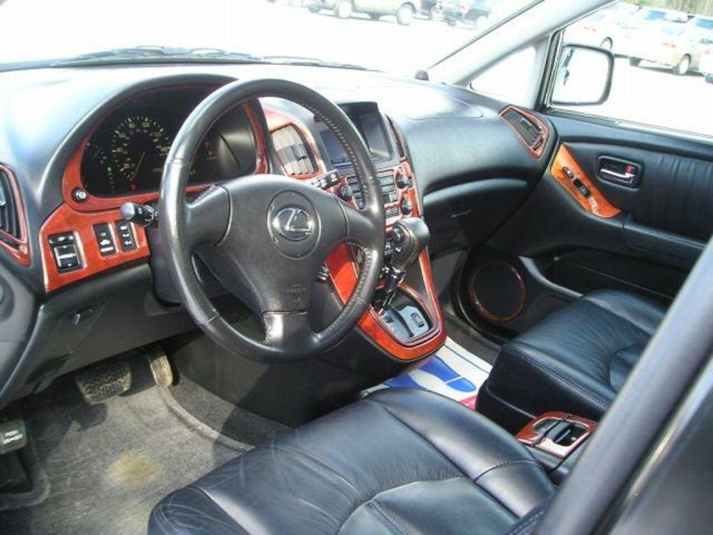 2001 Lexus Rx300 Pictures