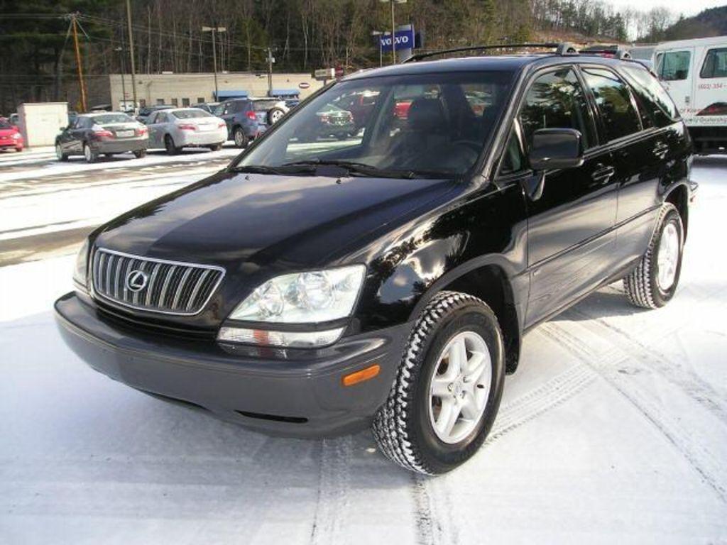 2001 lexus rx300 for sale