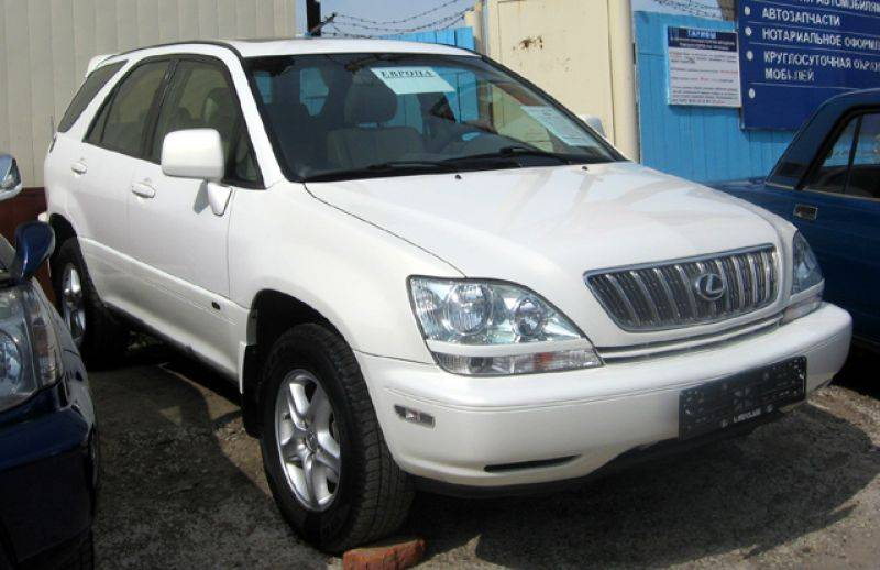 2002 lexus rx300 pictures 3000cc gasoline automatic. Black Bedroom Furniture Sets. Home Design Ideas