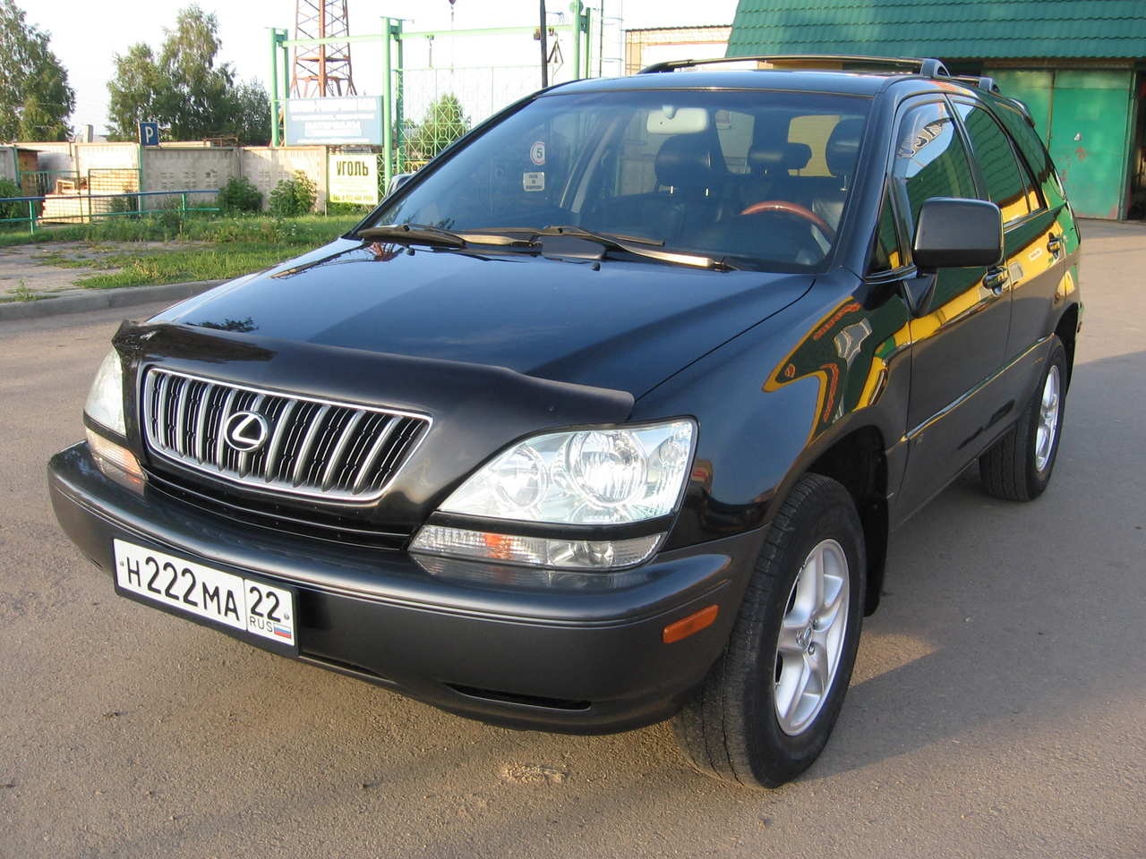 2002 lexus rx300 pictures gasoline automatic for sale. Black Bedroom Furniture Sets. Home Design Ideas