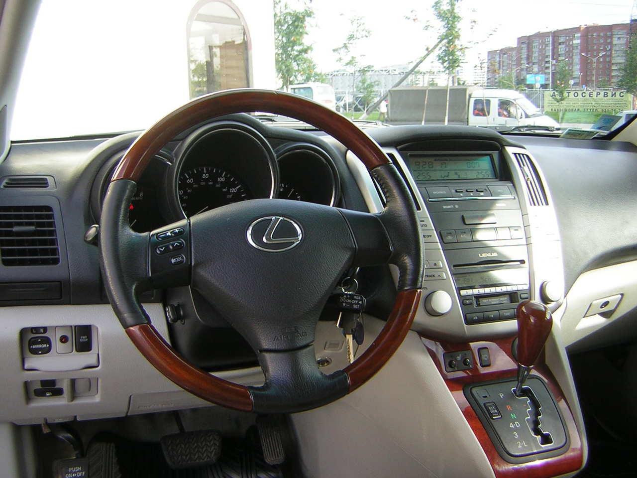 2003 Lexus Rx300 Photos 33 Gasoline Automatic For Sale
