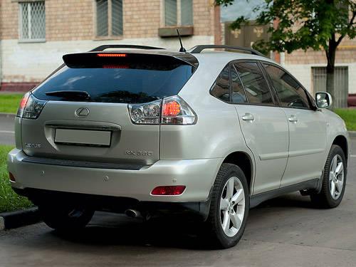 2005 Lexus Rx300 Pics 30 Gasoline Automatic For Sale