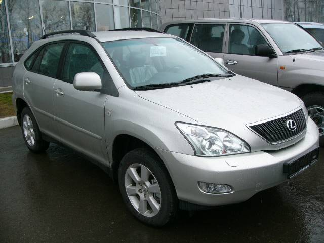 2006 lexus rx300