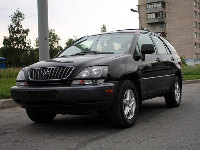 2000 lexus rx330 for sale 3 0 gasoline automatic for sale. Black Bedroom Furniture Sets. Home Design Ideas