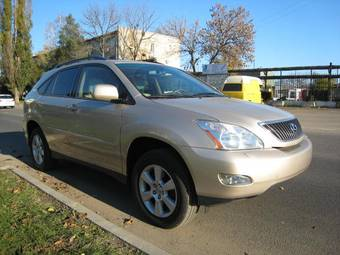 2004 lexus rx330 pics 3 3 gasoline automatic for sale. Black Bedroom Furniture Sets. Home Design Ideas