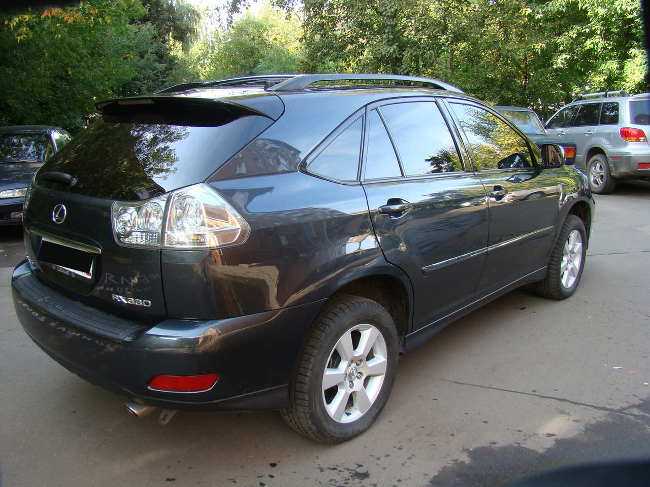 2004 lexus rx330 pictures gasoline automatic for sale. Black Bedroom Furniture Sets. Home Design Ideas