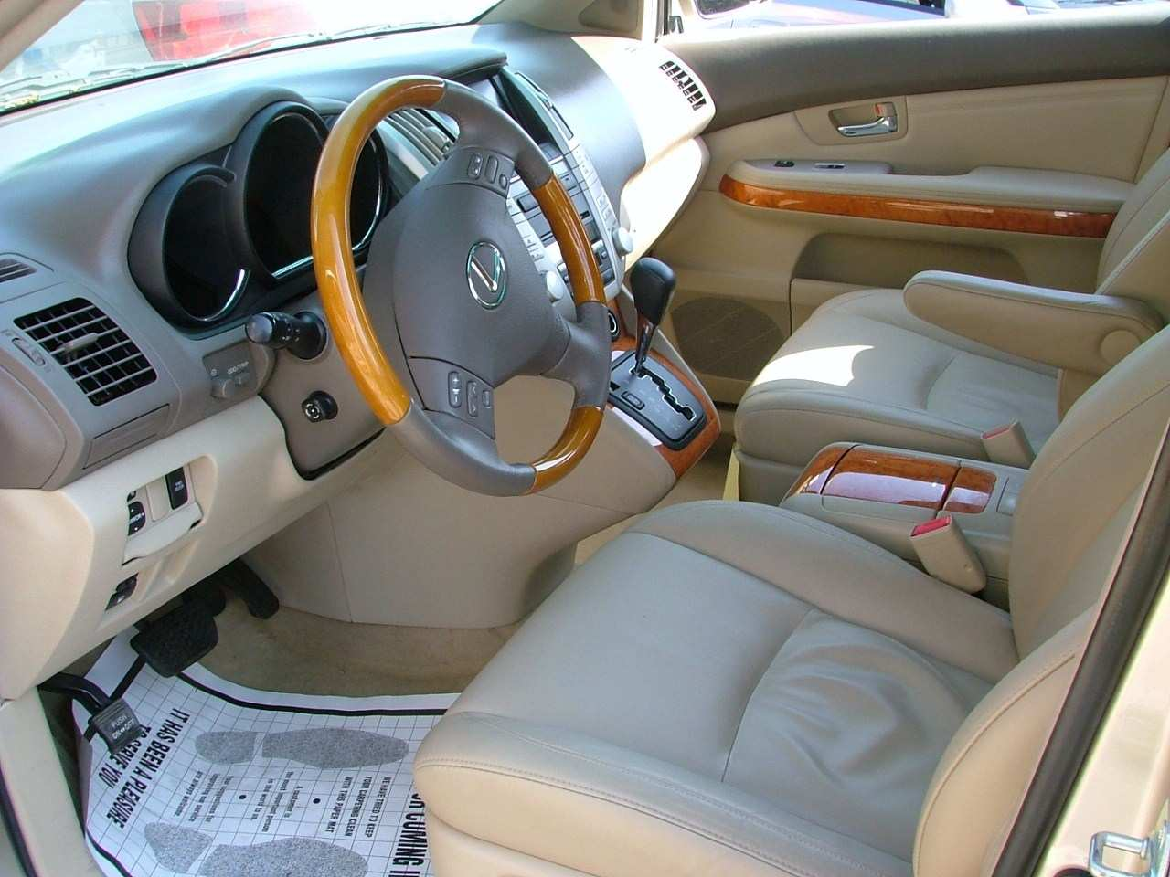Photo 1 enlarge photo 1280x960 2006 lexus rx330 pictures