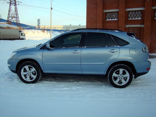 Lexus Hybrid Suv >> 2004 Lexus RX350 specs, Engine size 3.5, Fuel type ...