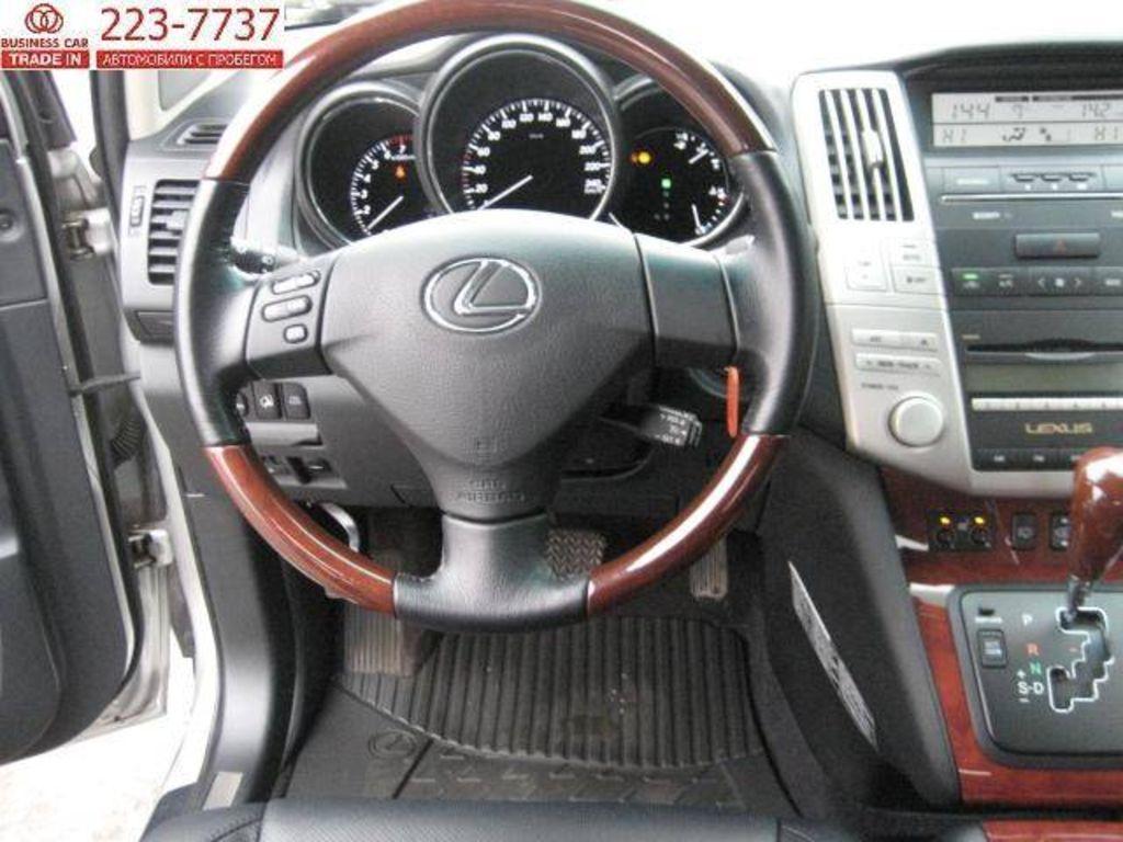 2006 Lexus Rx350 Pictures