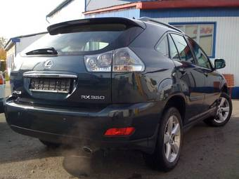 2006 lexus rx350 photos 3 5 gasoline automatic for sale. Black Bedroom Furniture Sets. Home Design Ideas