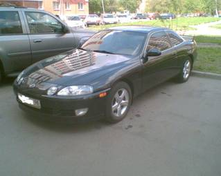 used 1994 lexus sc400 photos 4000cc gasoline fr or rr. Black Bedroom Furniture Sets. Home Design Ideas