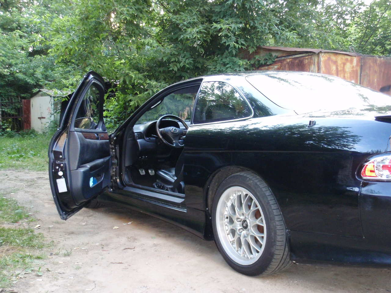 1995 lexus sc400 for , 4000cc., gasoline, fr or rr, manual for