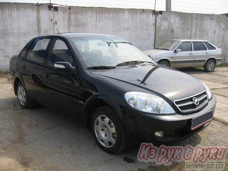 2007 Lifan Breez For Sale, 1300cc., Gasoline, FF, Manual For Sale