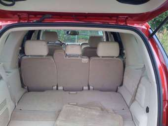 2005 Lincoln Aviator Pics