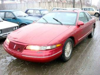 1993 Lincoln MARK VIII Pictures