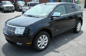 2007 Lincoln MKX Pictures