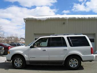 2001 lincoln navigator for sale 4 6 gasoline automatic. Black Bedroom Furniture Sets. Home Design Ideas