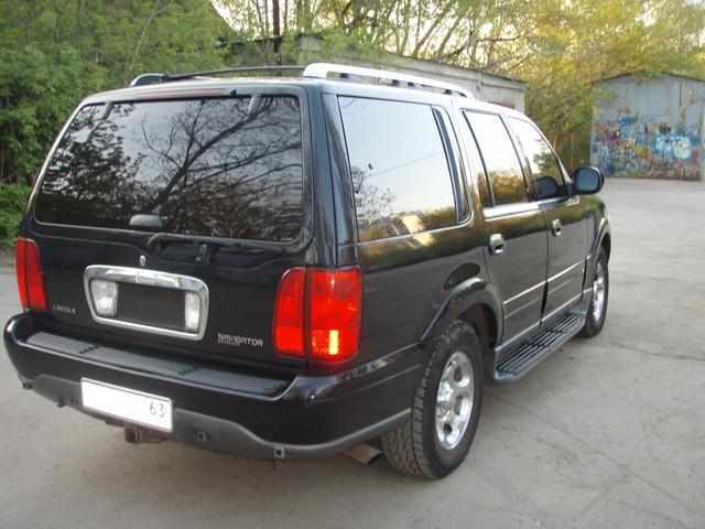 2001 lincoln navigator for sale 5400cc gasoline. Black Bedroom Furniture Sets. Home Design Ideas