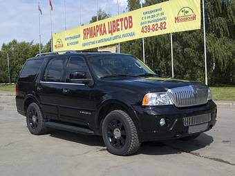 2003 lincoln navigator pictures gasoline. Black Bedroom Furniture Sets. Home Design Ideas
