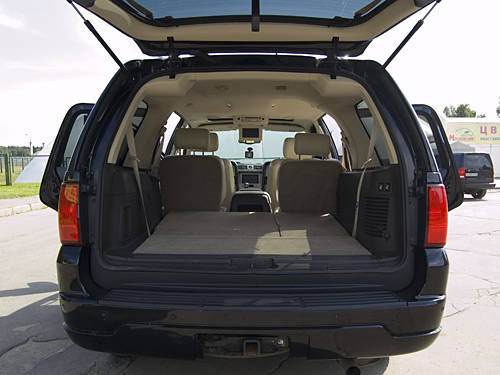 2003 lincoln navigator pictures 5400cc gasoline. Black Bedroom Furniture Sets. Home Design Ideas