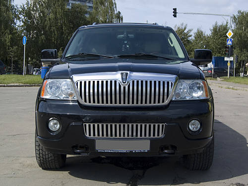 2003 lincoln navigator pics 5 4 gasoline automatic for sale. Black Bedroom Furniture Sets. Home Design Ideas