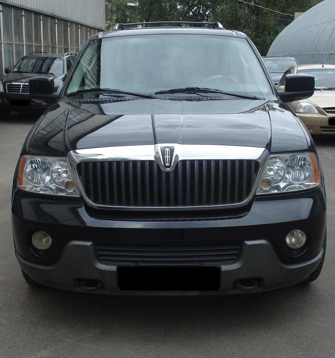 2004 lincoln navigator pictures gasoline automatic for sale. Black Bedroom Furniture Sets. Home Design Ideas