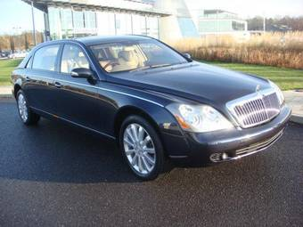 2009 Maybach 62 For Sale