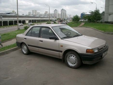 1993 mazda 323 specs engine size 1300cm3 fuel type gasoline drive wheels ff transmission gearbox manual car directory