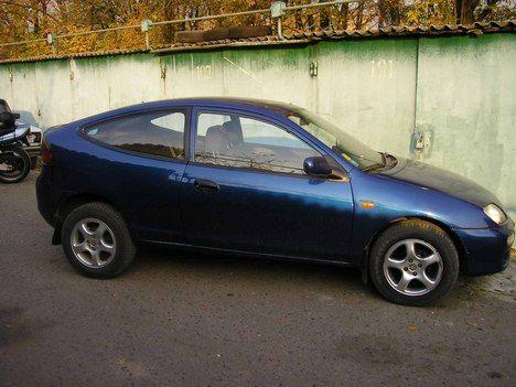 1995 Mazda 323 Pictures, 1400cc., Gasoline, FF, Manual For Sale