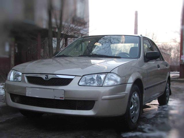 Tracer In North America Used Mazda 323 2000 Mazda 323 Images Photo 1