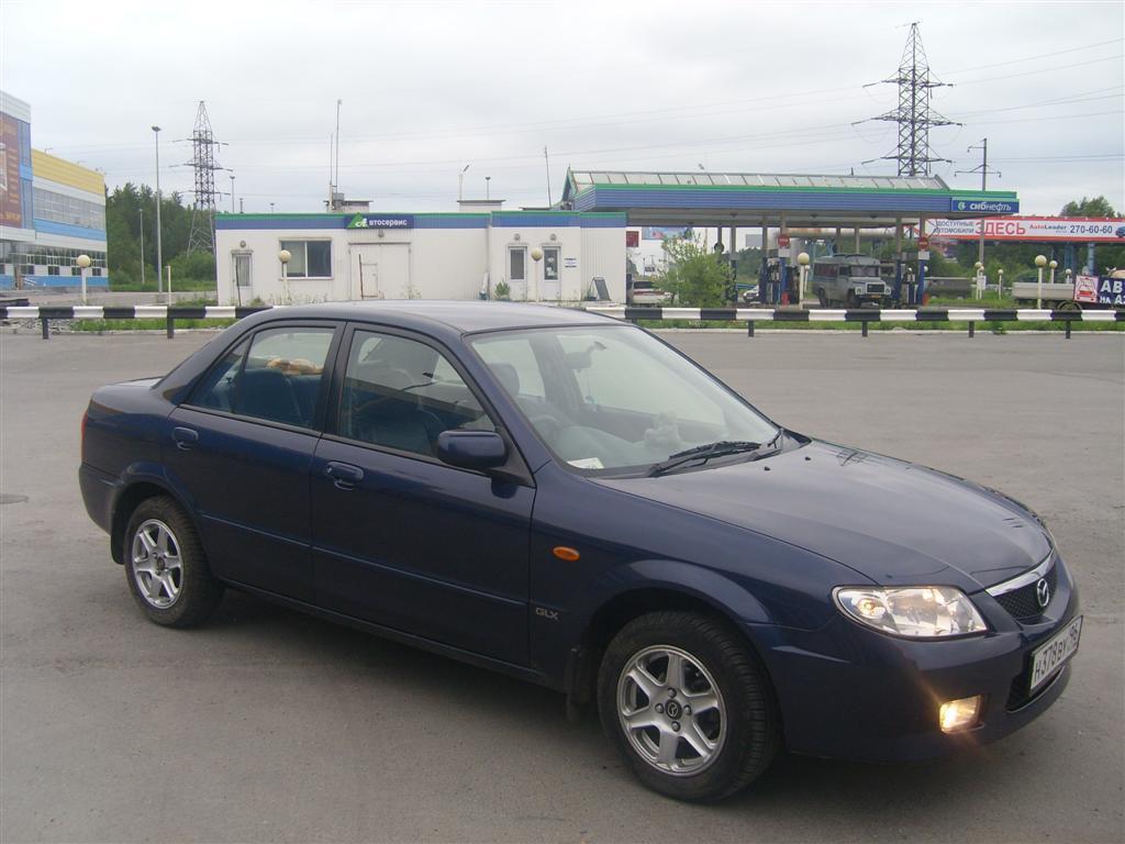 Kelebihan Mazda 2002 Tangguh