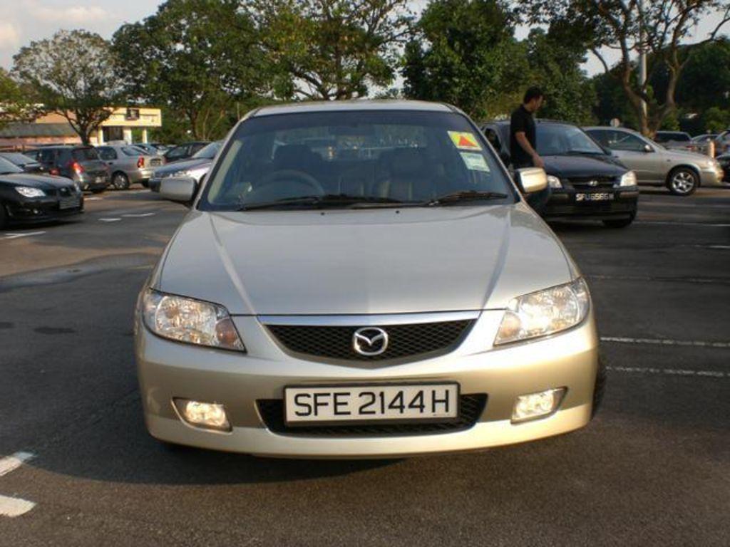 Kelebihan Mazda 2004 Spesifikasi