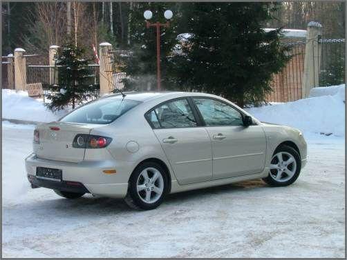 mazda 323. 2005 Mazda 323