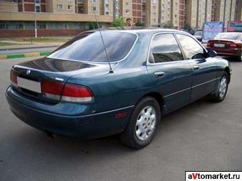 1993 Mazda 626 Pictures