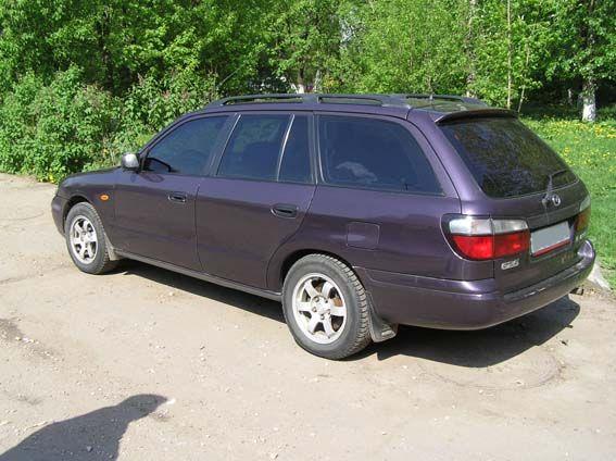 mazda 1999 626. 1999 Mazda 626